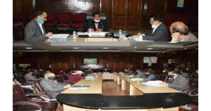 SKUAST-Jammu convenes Academic Council Meet
