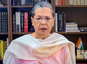 Sonia asks Congress-ruled states to frame law to ...