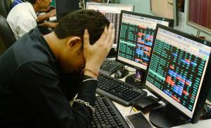 Market crash wiped out Rs 5.6 lakh crore from inv...