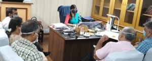 Secretary Cooperatives directs for expediting liq...