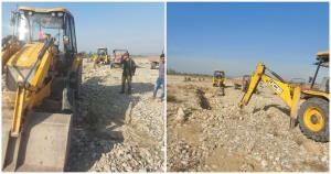 Police launches crackdown against sand mafia in J...