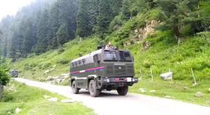Terrorist killed in encounter with security force...