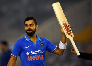 Kohli named captain of ICC