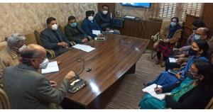 Chief Secretary reviews arrangements to mitigate ...