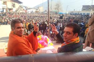 Next J&K Chief Minister will be of BJP: Ravinder ...