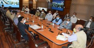 Chief Secretary reviews Darbar Move preparations