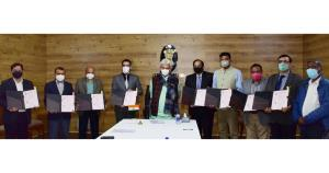 Mission Youth, Government of J&K inks MoUs with B...