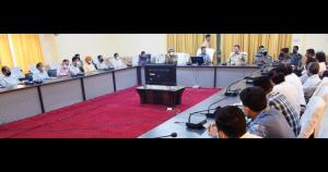 NH Four Laning Project | DC Ramban discusses traf...