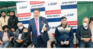 J&K Apni Party slams bureaucracy, says fails good...