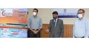 Chief Secretary launches Youth Portal, Website of...