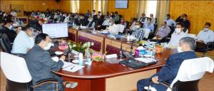 Akbar Lone reviews implementation of CSS