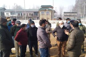 DC Ganderbal conducts inspection of R Day prepara...