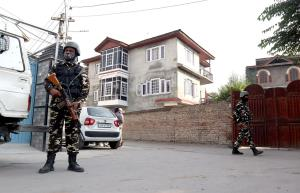 NIA arrests four more in Jammu and Kashmir terror...