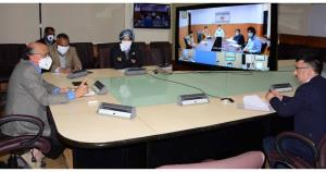 Chief Secretary reviews arrangements to stockpile...