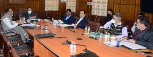 Advisor Baseer Khan chairs 76th Board meeting of ...