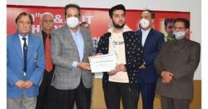 10th J&K UT Championship concludes; Advisor Basee...