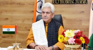 Lt Governor greets people on Parshuram Jayanti, A...