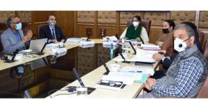 Sarita Chauhan chairs maiden BoDs meet of JKFDCL