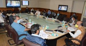 Chief Secretary chairs 22nd meeting of JKEDI
