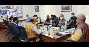 Lt Governor interacts with DCs, SPs a day before ...