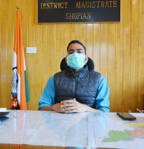 DC Shopian asks people to act upon Covid SOPs