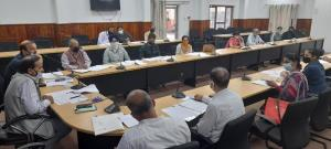 DACYP Jammu discusses NYK annual action plan