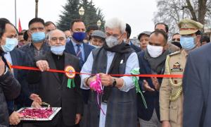 Lt Governor inaugurates 6th Technology Exhibition...