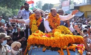 Ready to sacrifice anything for people of Jammu; ...