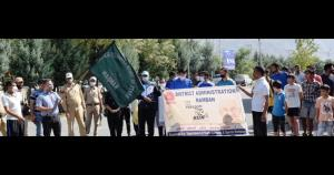 DDC Ramban flags off 'Fit India Freedom Run
