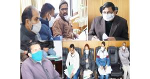 DDC Kishtwar reviews progress on PMDP, languishin...