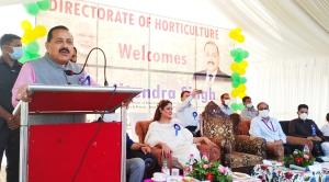 Dr. Jitendra Singh conducts extensive tour of Kho...