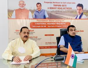 New Northeast important for New India: Dr Jitendr...