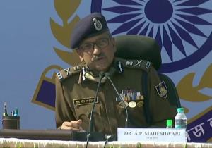 215 terrorists eliminated by CRPF in 2020: DG