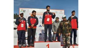 Spectacular Closing Ceremony of 2nd Khelo India N...