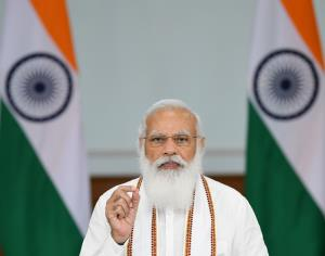 PM Modi to address nation on completion of one ye...
