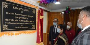 Justice Gita Mittal inaugurates first ever 'Famil...