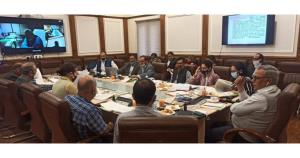 Advisor Farooq Khan chairs 40th BoD meeting of Sc...