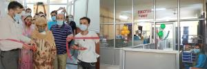 Dialysis unit inaugurated at District Hospital Ra...