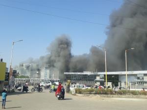 5 dead in Serum Institute fire; Covishield facili...