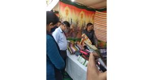 7 day NSSH Exhibition concludes at Samba
