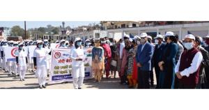 Beti Bachao Beti Padhao awareness Rally organised...