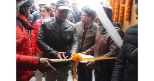 Kiren Rijiju inaugurates National Centre of Excel...